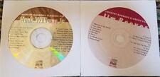 2 CDG KARAOKE DISCS OUTLAW COUNTRY JIM REEVES & HANK WILLIAMS JR CKC39,54 CD+G