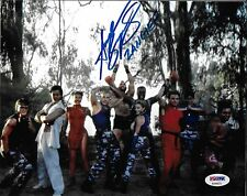 Andrew Bryniarski Signed 8x10 Photo PSA/DNA Zangief Street Fighter Movie Picture