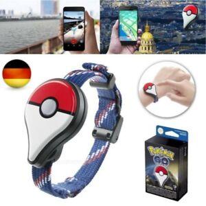 Wiederaufladbare Pokemon Go Plus Bluetooth für Nintendo Android IOS DE