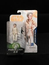 Star Wars Solo Force Link 3 3/4-Inch Action Figures Wave 2 - Princess Leia Hoth
