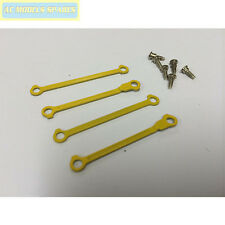 X8204 Hornby Spare COUPLING ROD PACK for 0-6-0, Yellow