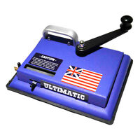 ULTIMATIC Cigarette Maker Rolling Tobacco Injector, Our Premier Machine