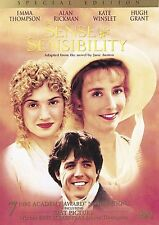 Sense and Sensibility (DVD, 1999, Multiple Languages)