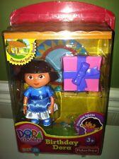 Dora's Talking House Poseable figure Birthday Dora the Explorer  figure NEW 2003