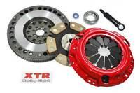 XTR STAGE 4 CLUTCH KIT+CHROMOLY FLYWHEEL 85-87 TOYOTA COROLLA GTS 1.6L AE86 4AGE