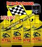 Kit de 4Lt Aceite Motor 4 Tiempos Bardahl XTC C60 10w40 + Filtro Mantenimiento