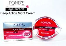 Ponds Age Miracle Deep Action Night Cream - 50 Gm - Fast Shipping - USA SELLER