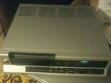 1985 Technics Compact Disc Cd Player Sl-Pj1 Single Disc won't play Cd