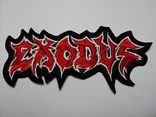 EXODUS   EMBROIDERED PATCH