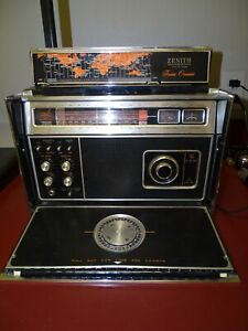 Zenith R7000 TransOceanic 12 Band Receiver, Nice, for Restoration