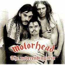 MOTÖRHEAD - THE NEVERENDING TRIO - CD TRI-FOLD CARDBOARD SLEEVE - SOUNDBOARD