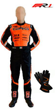 For CRG fans 2020 model Printed race Suit Go Kart / Karting Race/Racing Suit