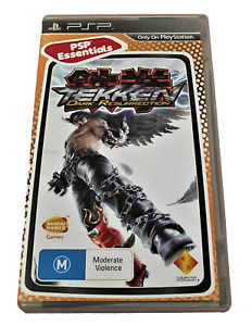 Tekken: Dark Resurrection Sony PSP Game