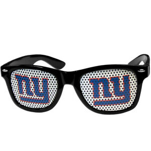 New York Giants Game Day Shades Sunglasses NFL Licensed