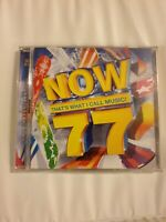 Various Artists : Now That's What I Call Music! 77 CD 2 discs (2010) Great Value