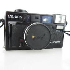 Minolta Hi-Matic  AF2-M mit 2.8 38mm Kleinbildkamera Ersatzteile spare parts