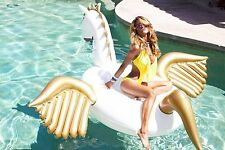Giant Ride-on Inflatable Pegasus Pool Float-Free Shipping-Aussie Floaties Stock
