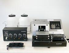 Bio-Tek ELx405 HTVS High Throughput 384 Well MicroPlate Select Deep Well Washer