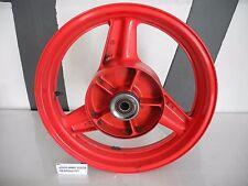 RUOTA POSTERIORE REAR WHEEL HONDA cbr1000f sc21 anno 87-88 usato used