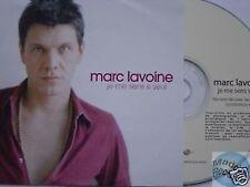 MARC LAVOINE JE ME SENS SI SEUL CD PROMO test