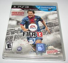 Fifa 13 (Spanish Version) for Playstation 3 Brand New! Factory Sealed!