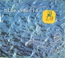 Blue Adonis(CD Single)Disco Cop-New