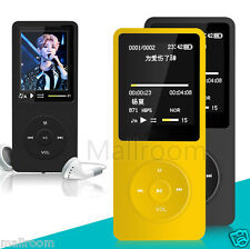MP3 MP4 Player Video e-Book FM Recorder Lossless Sound Musik Spieler Radio 8GB