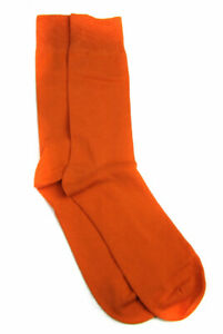 Men's Mid Calf Stylish Solid Socks Business Formal Occasions Many Colors NWT