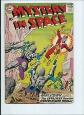 MYSTERY IN SPACE 54 - VG- 3.5 - EARLY ADAM STRANGE (1959)