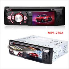 "3.3"" in TFT automóvil HD MP5 MP3 Reproductor de DVD Radio FM Aux Audio de vídeo inverso Memoria Usb"