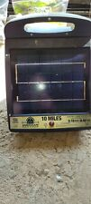 Zareba 10 Mile Solar Low Impedance Fence Charger Esp10m Z Amp Accessories