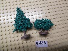 Lego 2 alte Granulatbäume