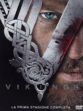 VIKINGS - STAGIONE 1 - 3 DVD - COFANETTO SINGOLO, ITALIANO