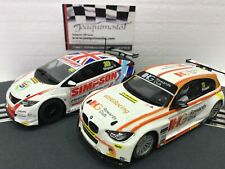 Superslot LOTE 2 COCHES BMW 125 & HONDA CIVIC  NUEVOS A ESTRENAR ENVIO GRATIS!!!