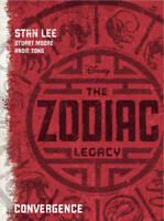 The Zodiac Legacy, Convergence Novel, Stan Lee, New
