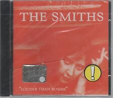 THE SMITHS LOUDER THAN BOMBS CD F.C. SIGILLATO!!!