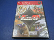 PlayStation 2, MX vs. ATV Unleashed,  Rated E for Everyone