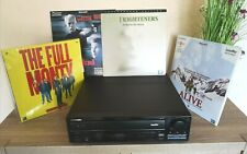 PIONEER CLD-1750 LASERDISC PLAYER WITH DISCS (PAL & NTSC).......VG CONDITION
