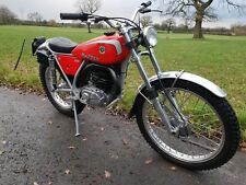 BULTACO 250cc SHERPA T238 1975 IN INCREDIBLE TIME WARP CONDITION!