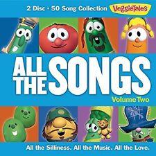 VeggieTales - All The Songs, Vol. 2 [New CD]