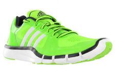 Chaussures de fitness, athlétisme et yoga verts adidas pour homme