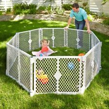 North States SuperYard XT Extension Kit Only! Baby Play Yards Safe New Kids Hard