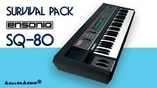 *** ENSONIQ SQ-80 Survival Pack - NEW STUDIO PATCHES + FACTORY SOUNDS