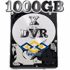 "HARD DISK HD 1000GB 1TB 7200RPM SATA 3.5""SISTEMI DI VIDEOSORVEGLIANZA DVR NVR"