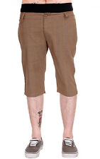 Unbranded Checked Slim Shorts for Men