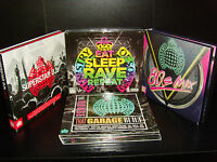 Ministry Of Sound DJs, Rave, Garage and 80s Mix - 266 Songs - 13 Discs