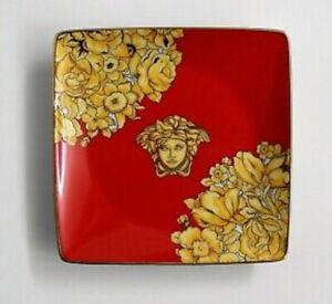 Platzteller 31 cm Medusa Red Versace  von Rosenthal