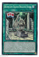 "Yu-Gi-Oh - ""Ruines des Grands Dragons Divins"" SR02-FR024 - Super rare"