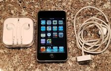 Apple Ipod Touch Model A1288 & Sealed Apple Earbuds Bundle
