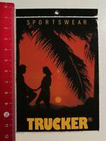 Aufkleber/Sticker: Trucker Sportswear (300317136)